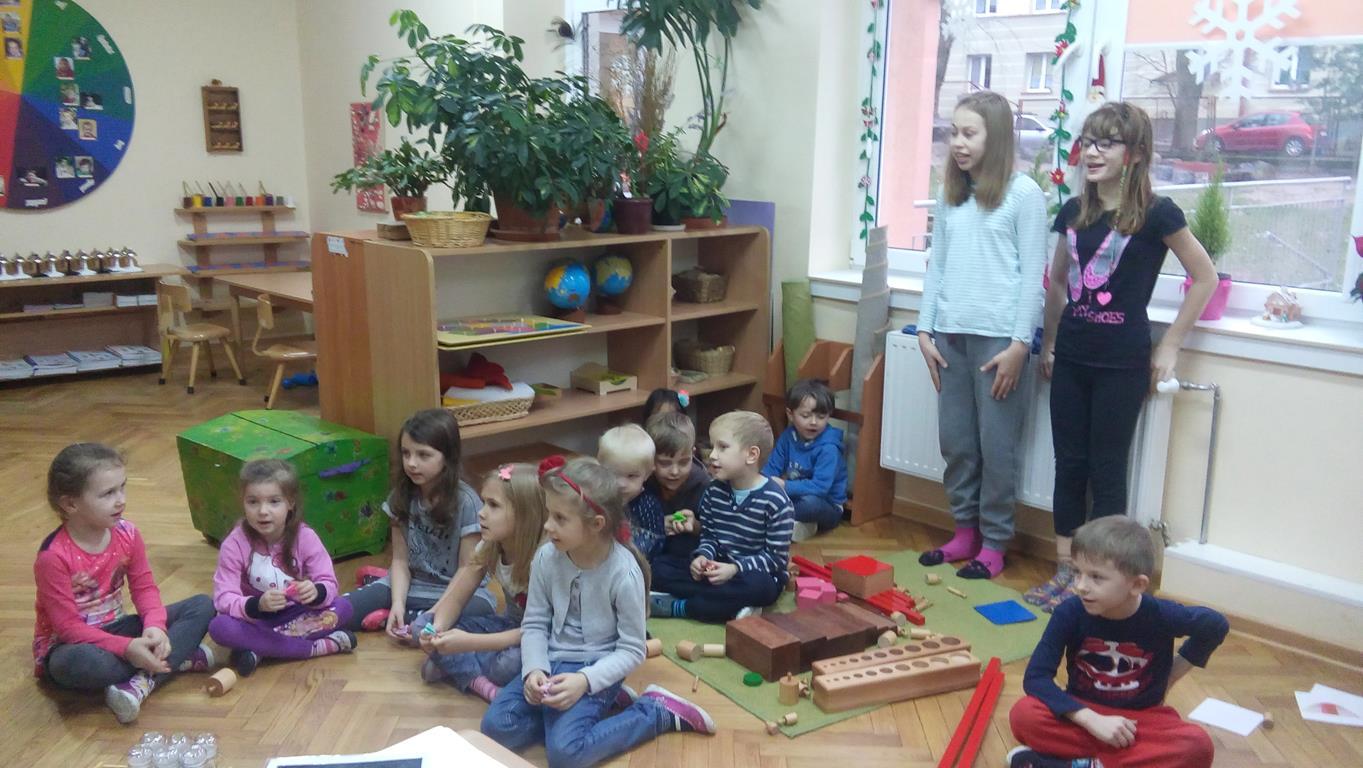 Odziwiedziny uczniów ze Szkoły Podstawowej Nr 29 w Białymstoku.