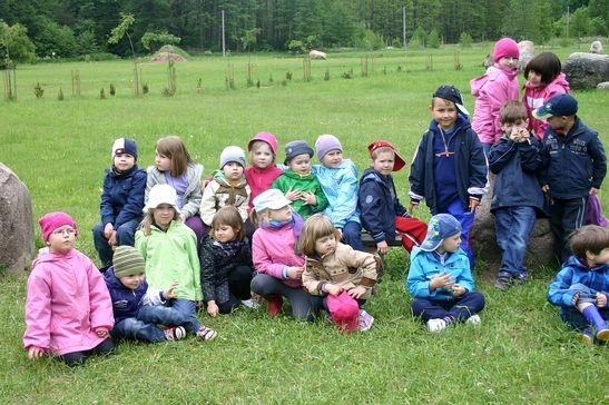 Wycieczka z okazji Dnia Dziecka grupa II