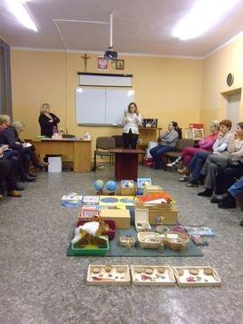 Warsztaty w Miejskim Ośrodku Doradztwa Metodycznego prowadzone przez nauczycielki z naszego przedszkola