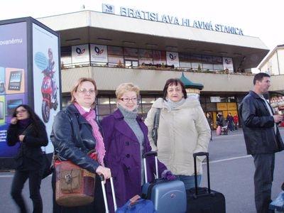 XII Kongres Montessori Europa w Bratysławie