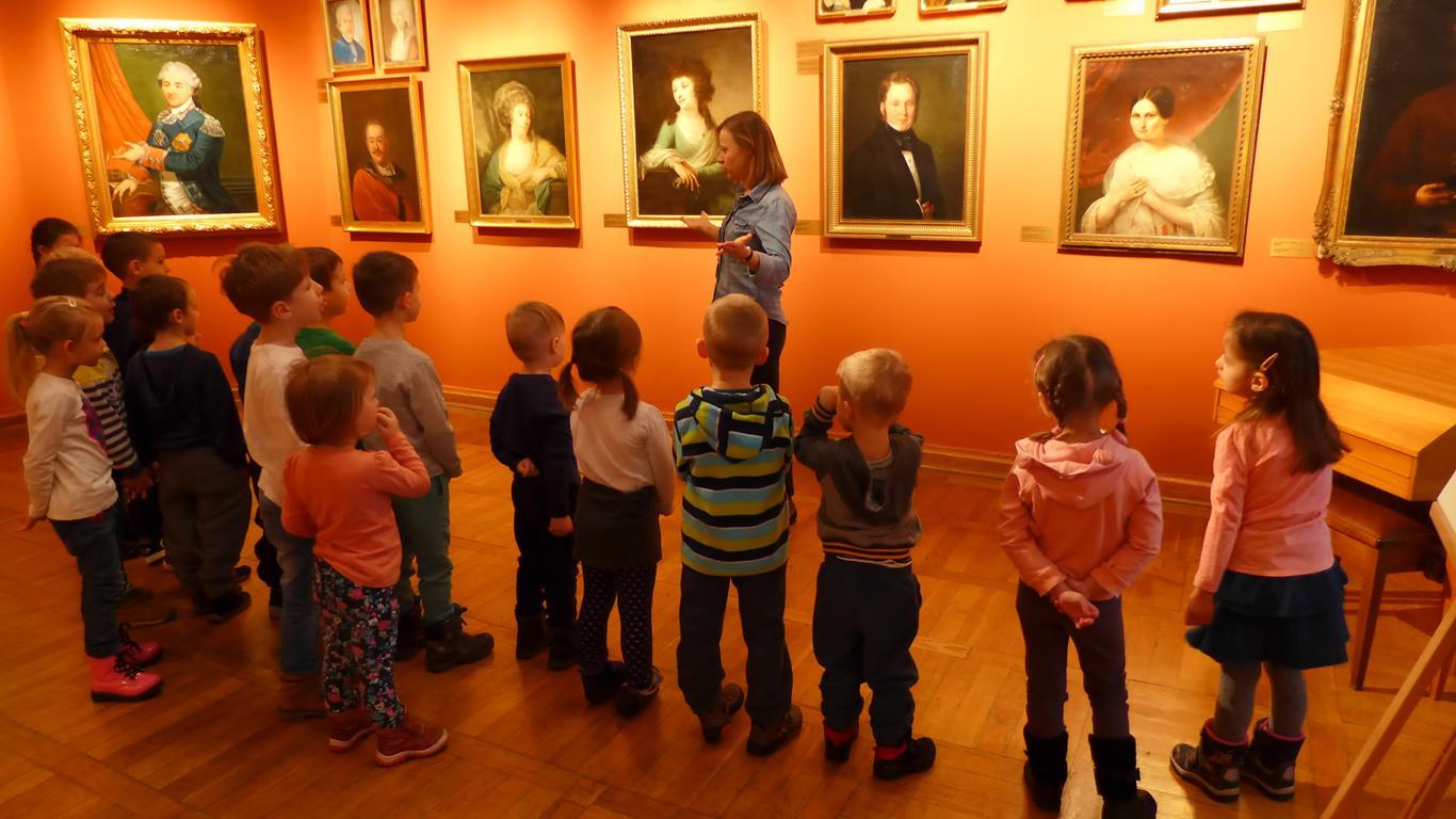 Grupa I w Muzeum