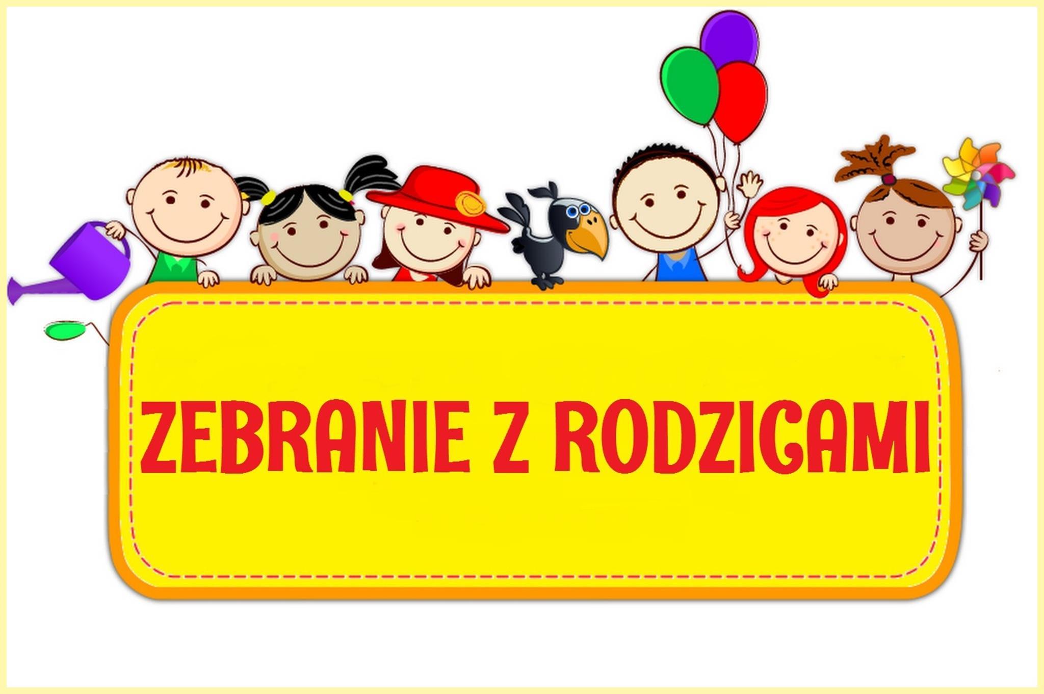 Zebranie dla Rodziców dzieci nowoprzyjętych na rok szkolny 2017/2018