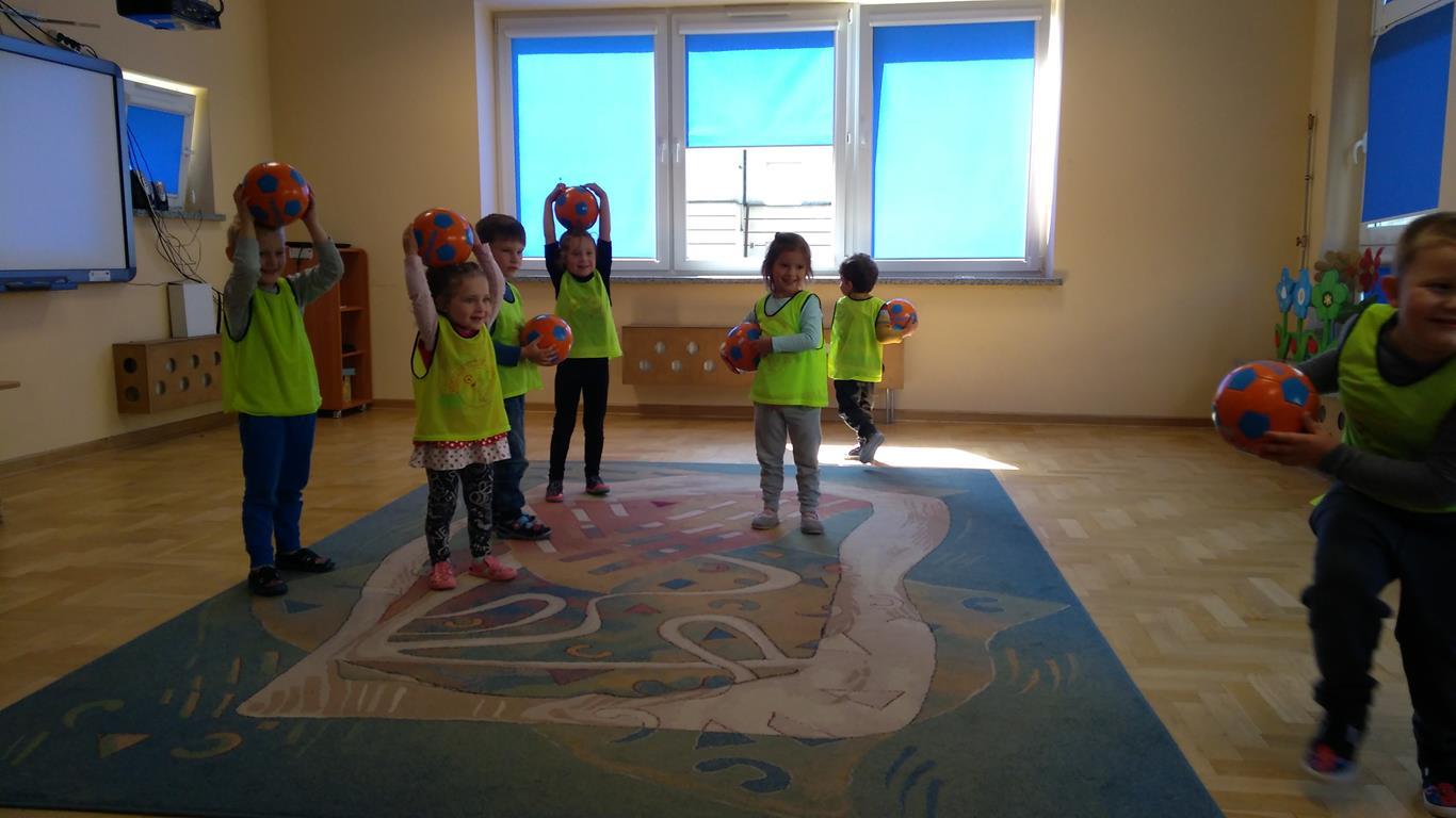 Przedszkole i piłka – grupa VII