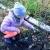 Grupa I przygotowuje ogródek na przyjście zimy