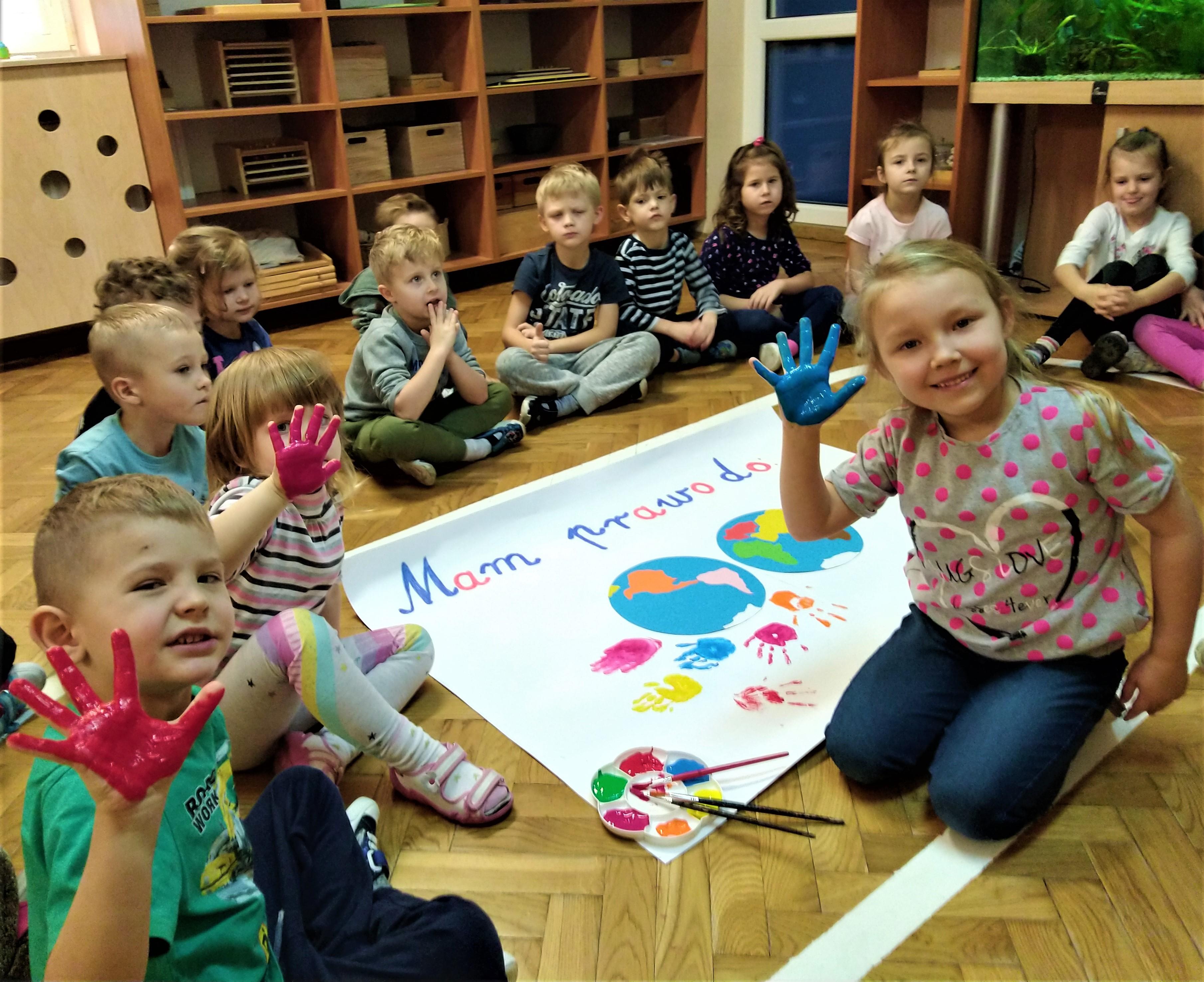 Ogólnopolski Dzień Praw Dziecka – grupa II