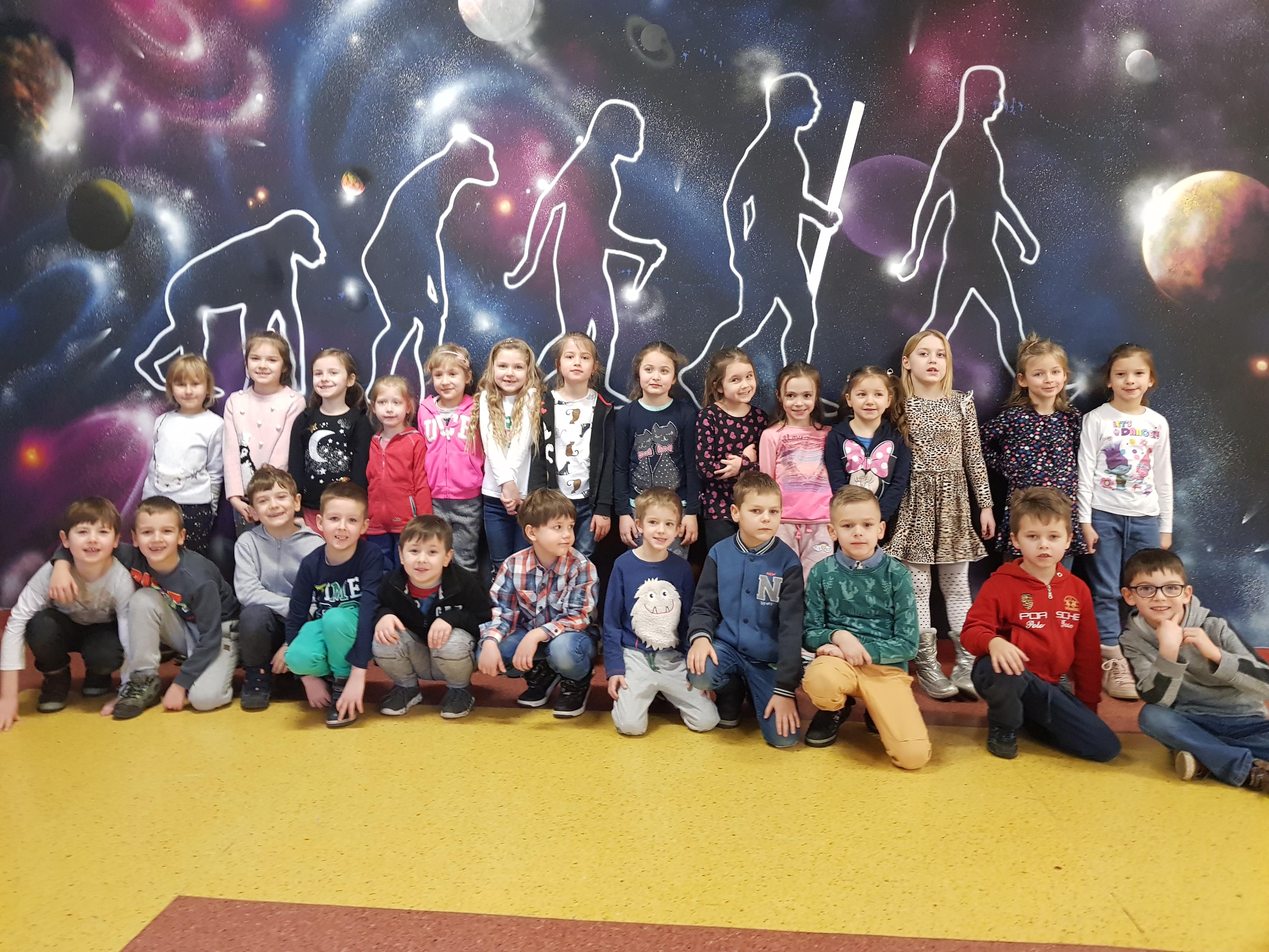 Z wizytą u starszych koleżanek i kolegów ze Szkoły Podstawowej nr 9