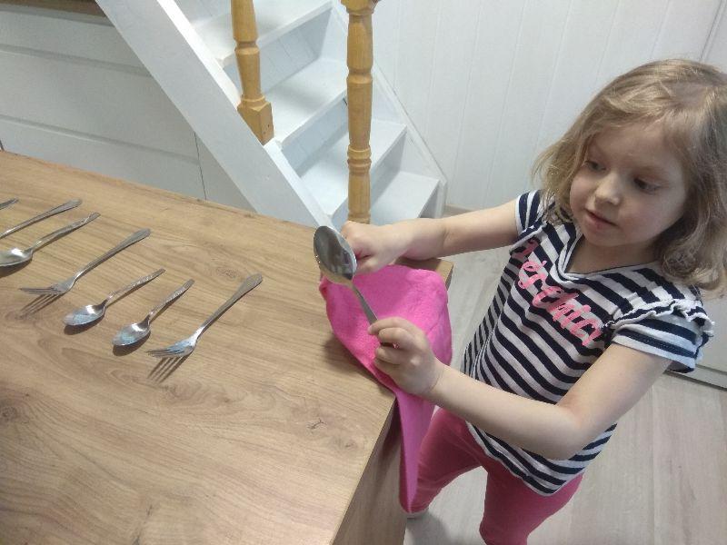 Fotorelacja z zajęć domowych – grupa I