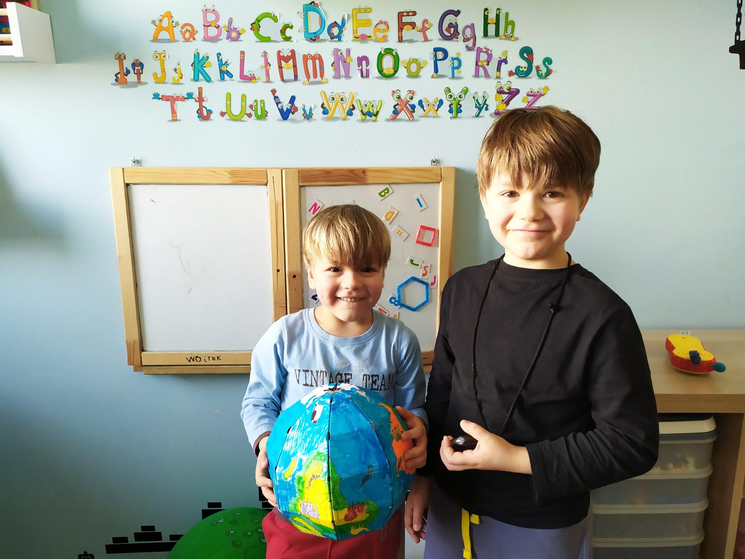 Prezentacja zdjęć z domowego przedszkola – grupa V