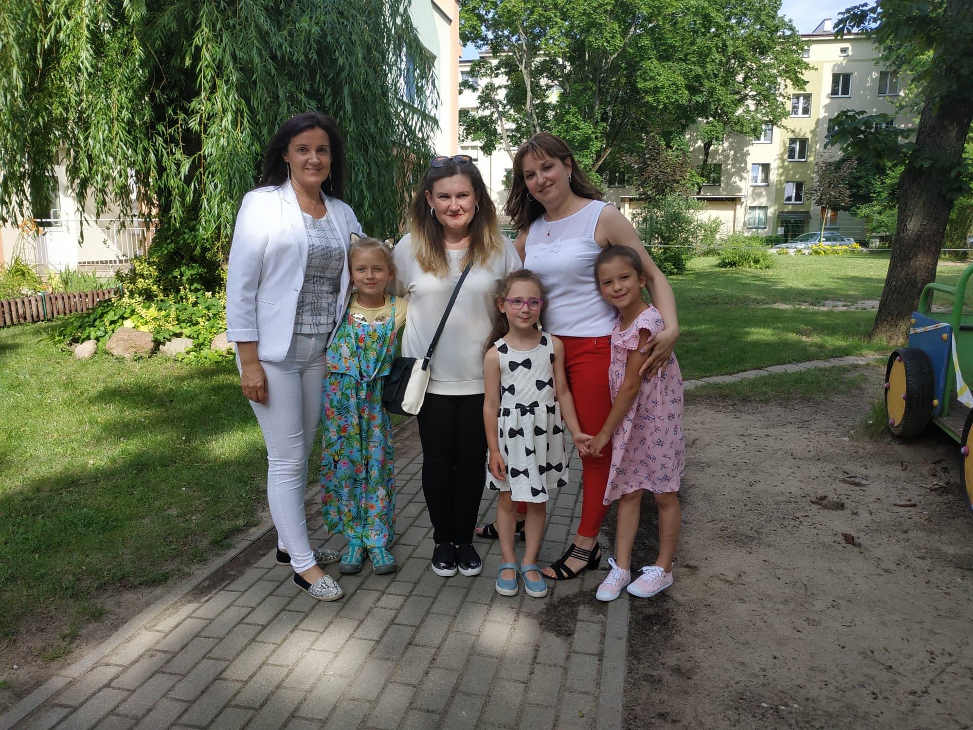 Żegnaj przedszkole – pożegnanie 6 latków w grupie VII
