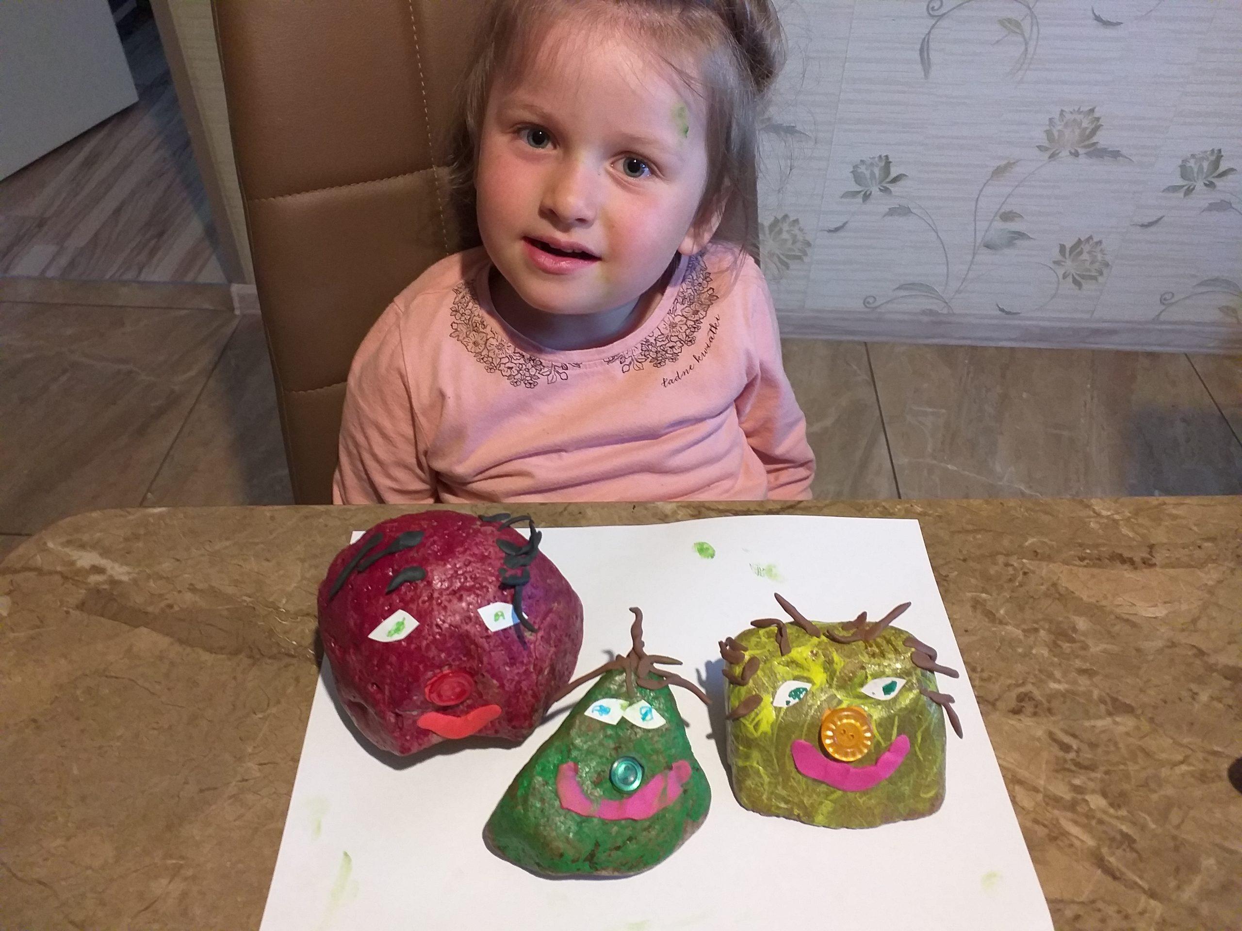 Twórczość dziecka – grupa V