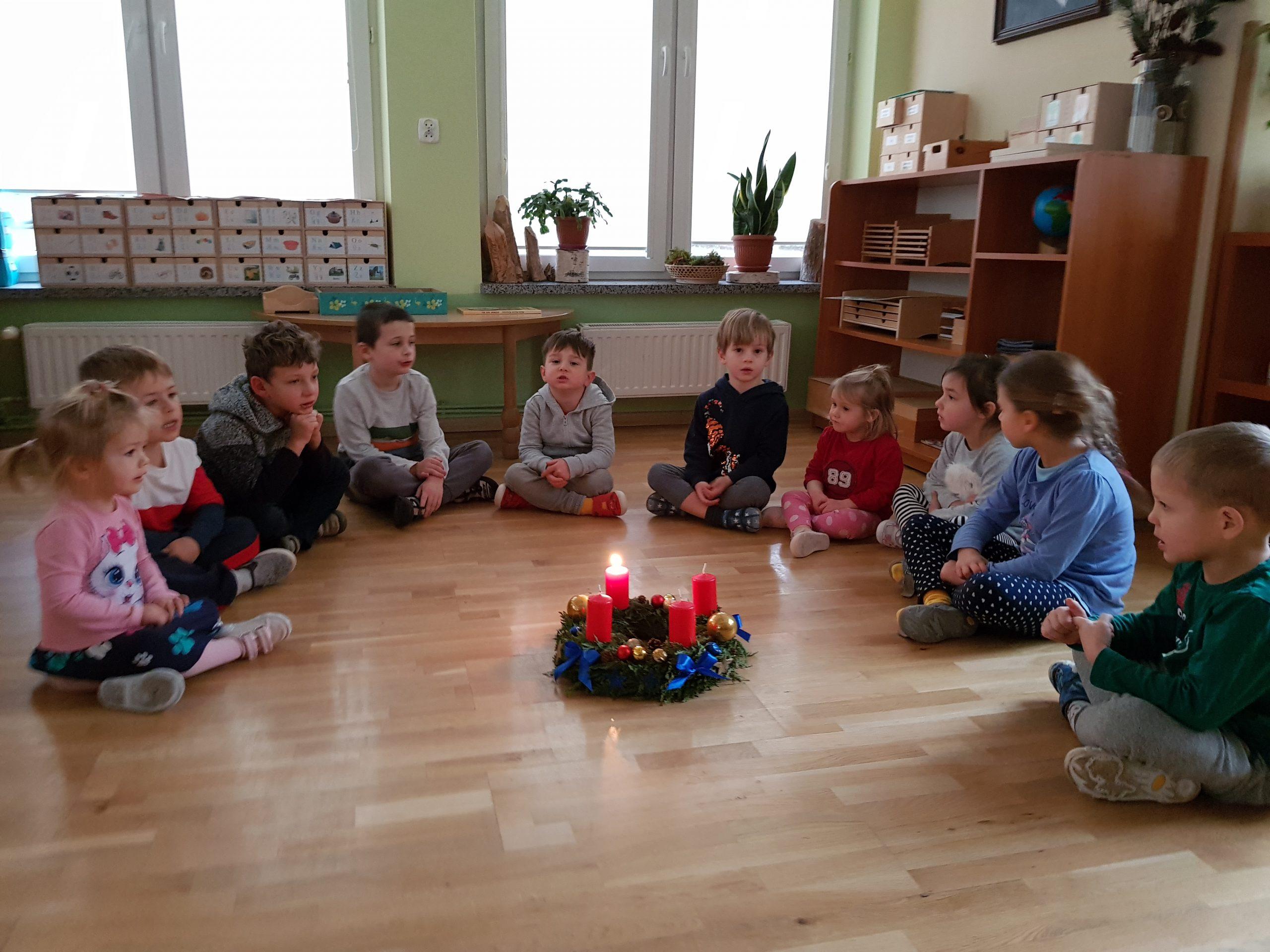 Nasze Przedszkolaki – grupa VIII