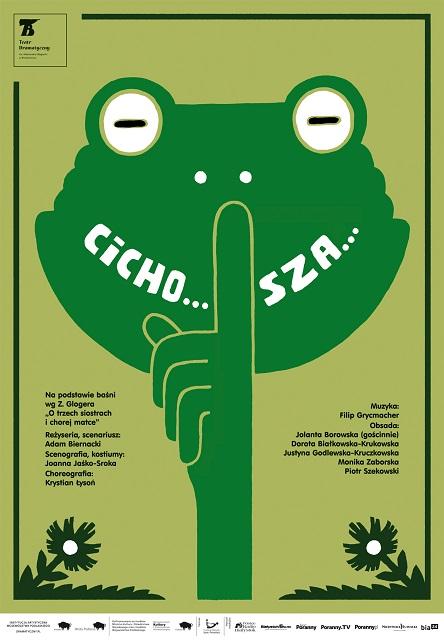 """""""Cicho…sza…!"""" – premiera spektaklu"""