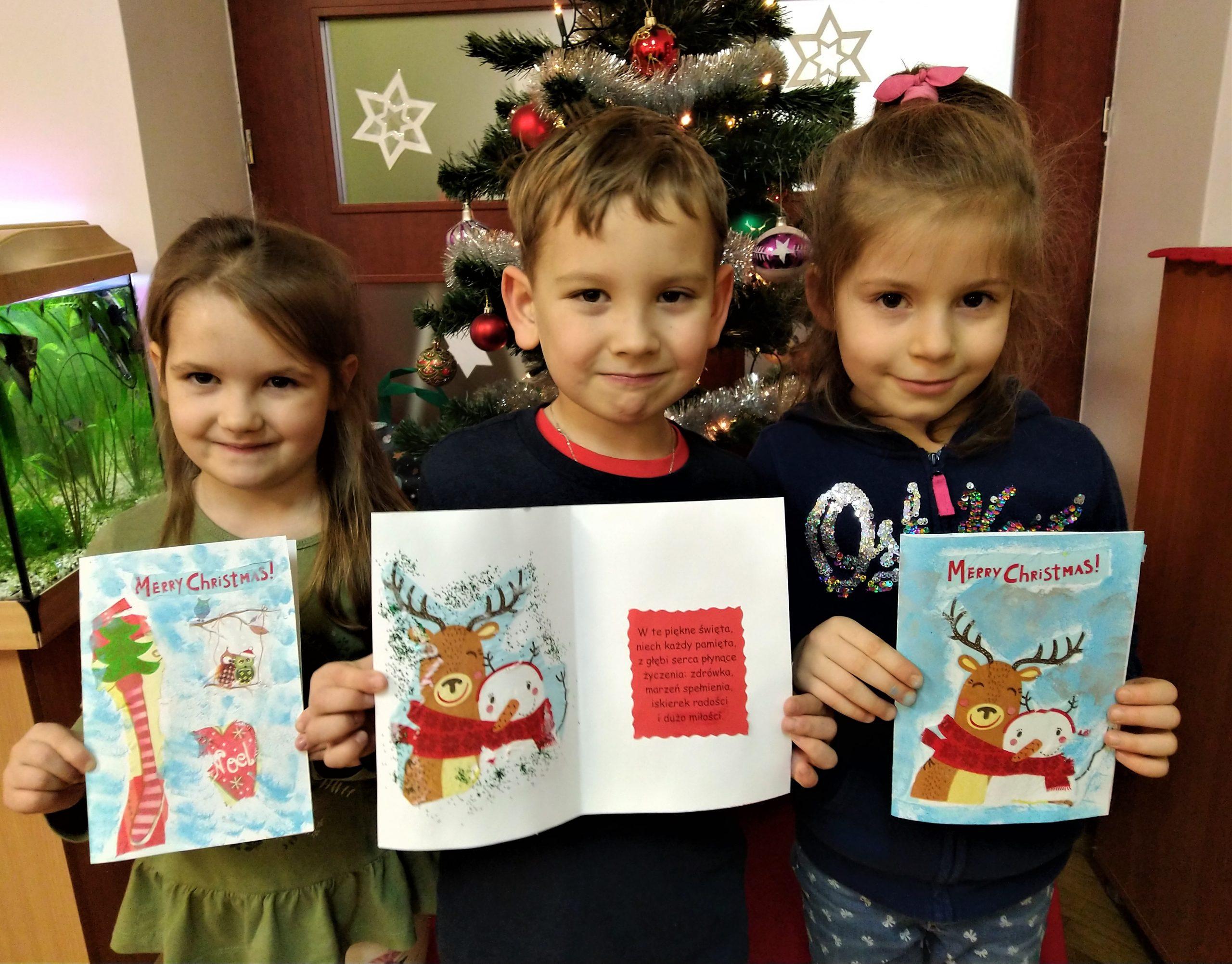 Kreatywny Przedszkolak – Świąteczne robótki