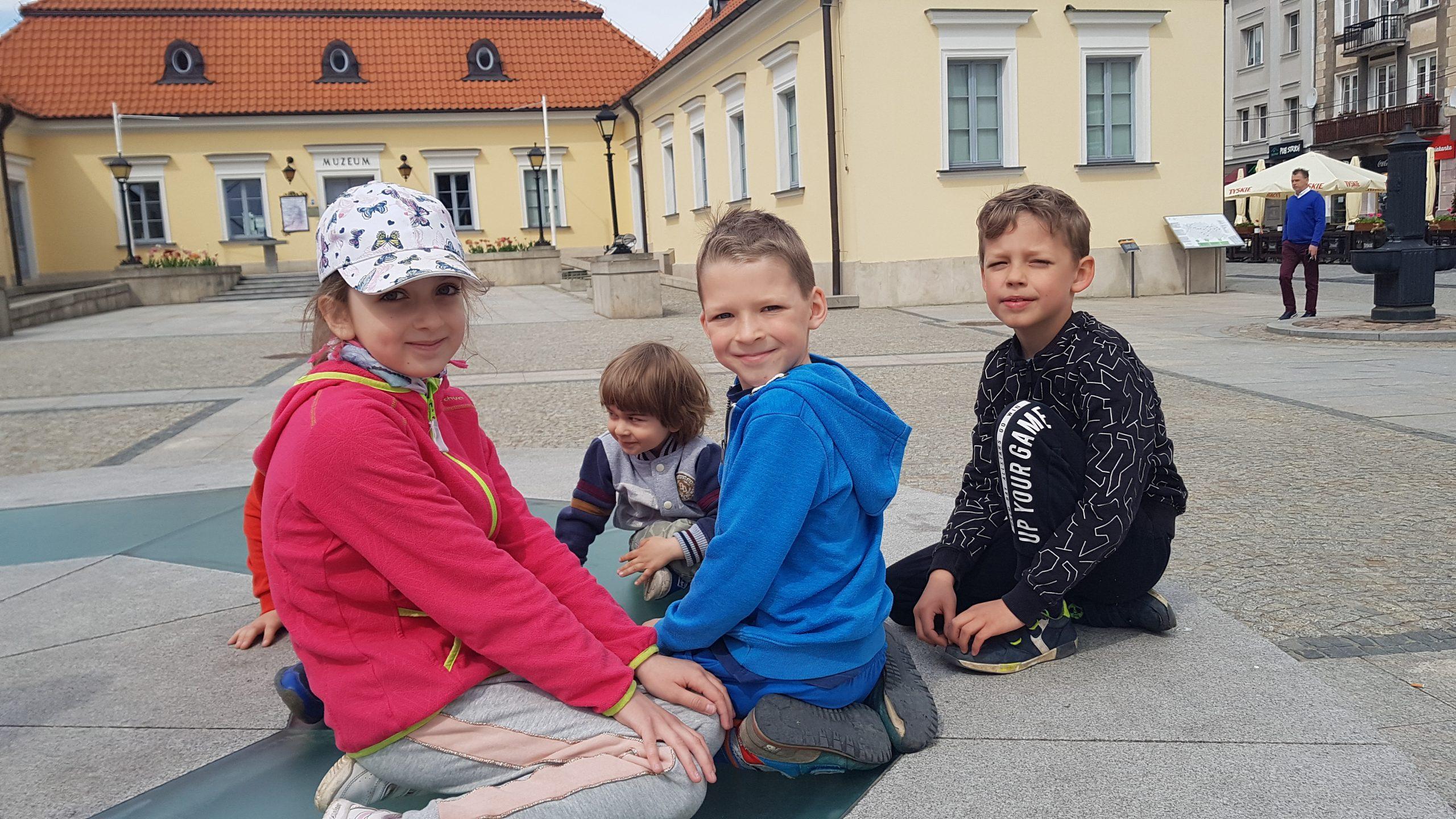 Spacer na Rynek Kościuszki – grupa VI
