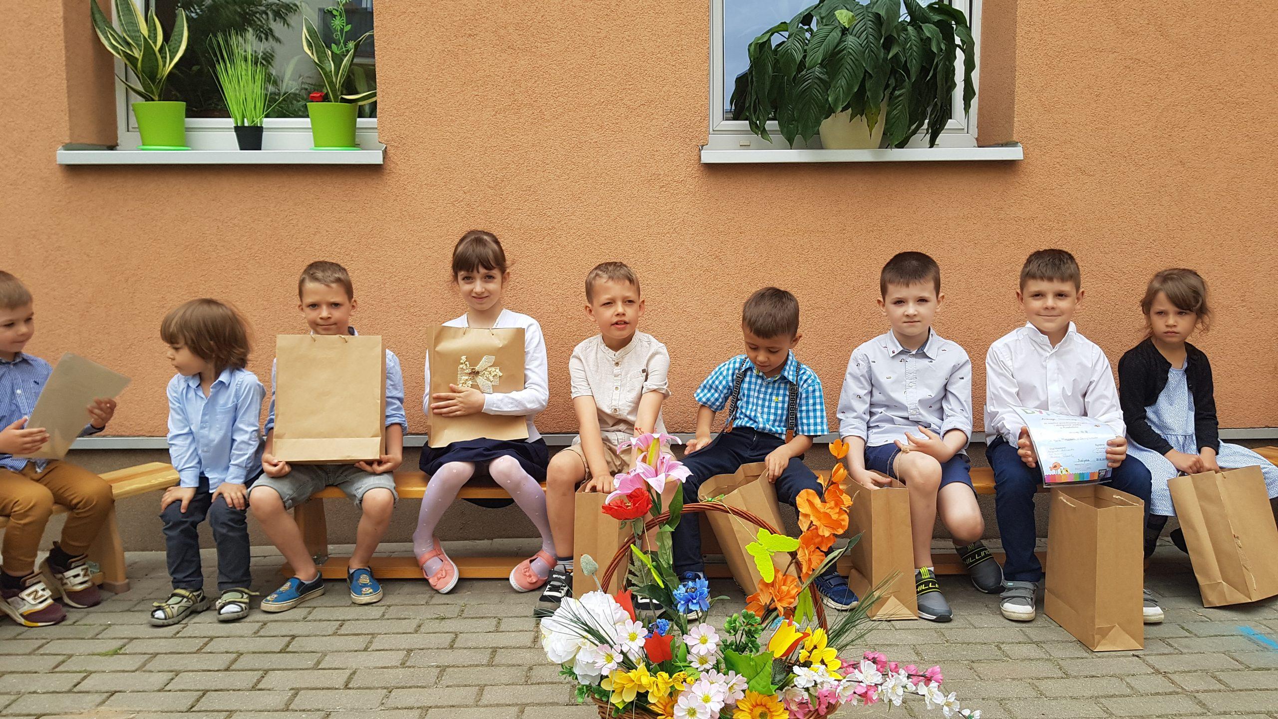 Powodzenia w szkole – grupa VI