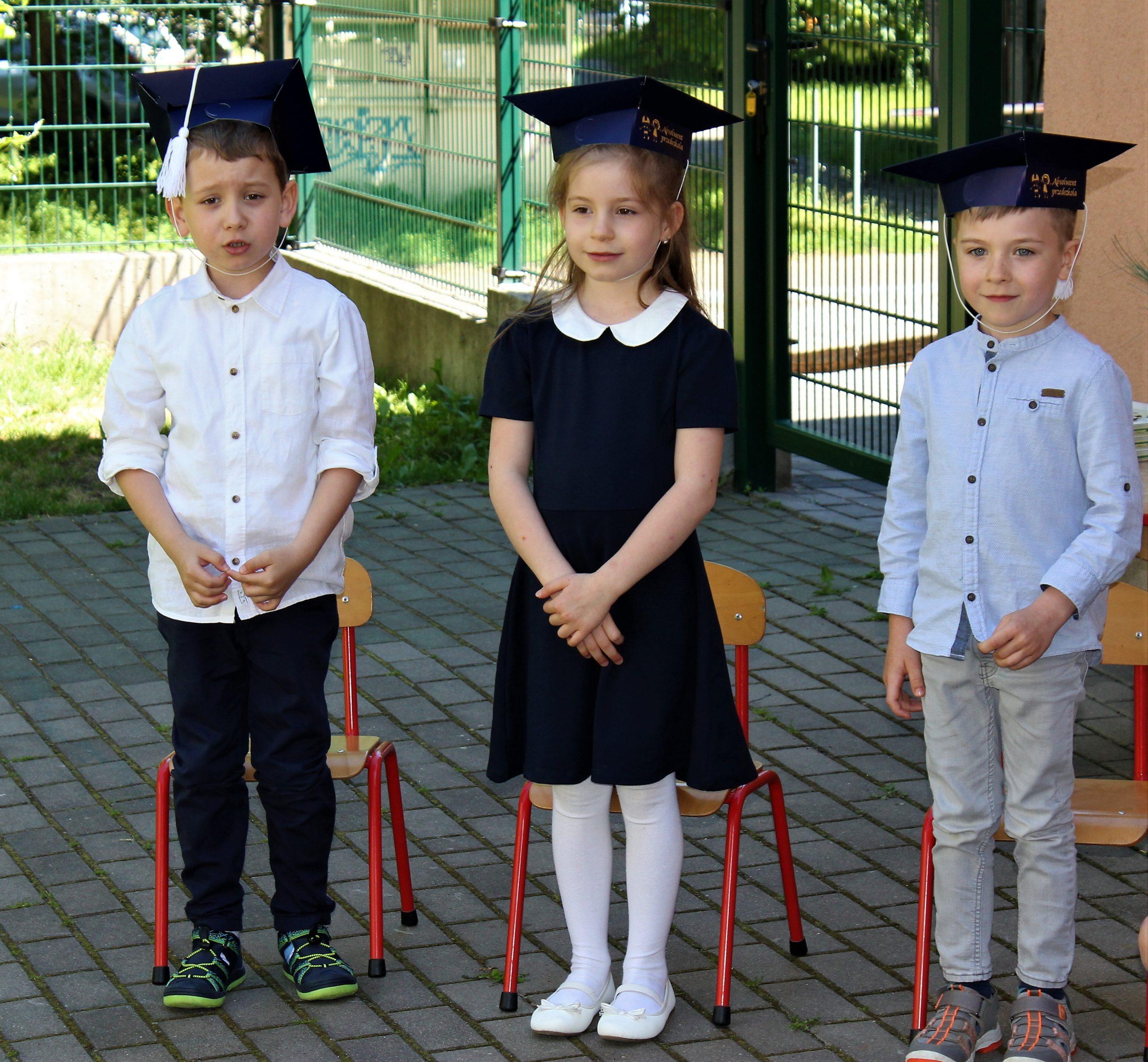 Pożegnanie absolwentów przedszkola – grupa II