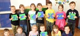 """Jesteśmy bardzo kreatywni – koło """"Kreatywny przedszkolak"""""""