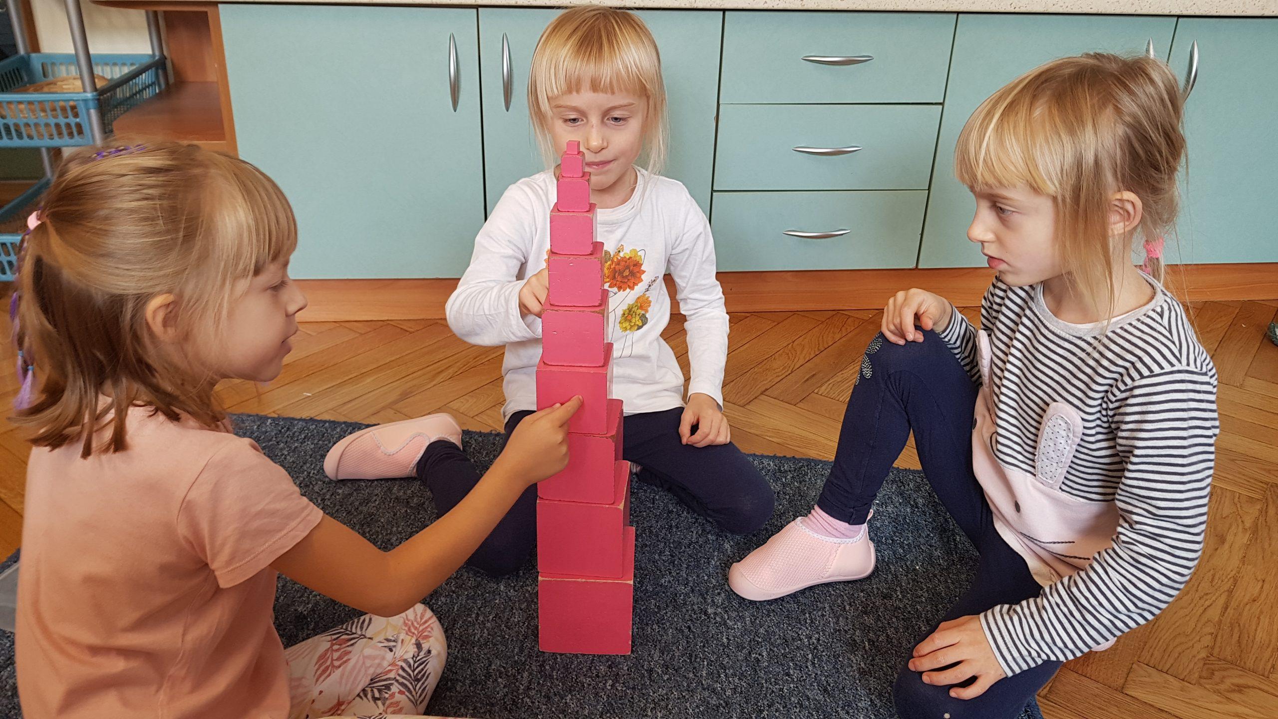 Razem w przedszkolu – grupa VI