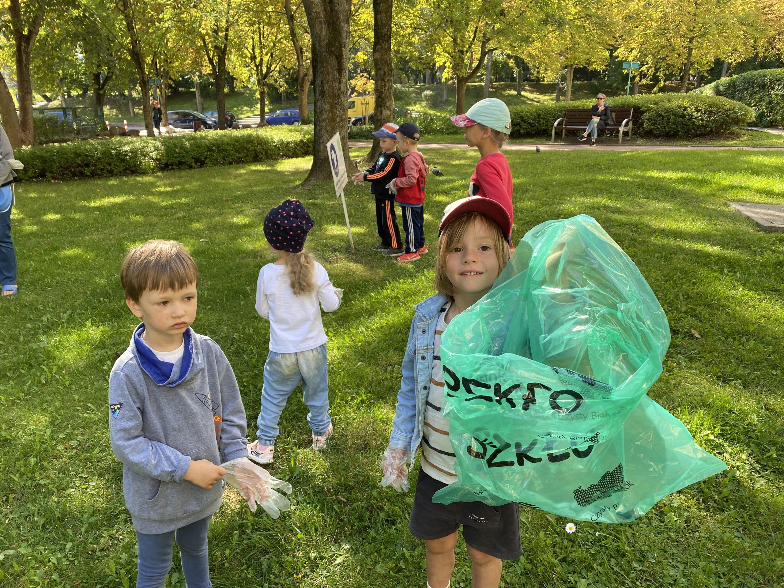 Akcja czysty Białystok – grupa VIII