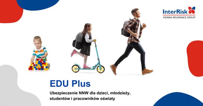 Ubezpieczenie EDU Plus dla przedszkolaków